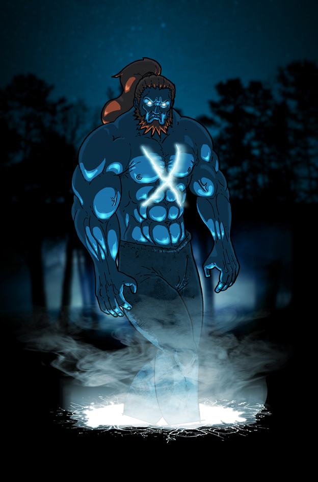 Saltire - Low Res